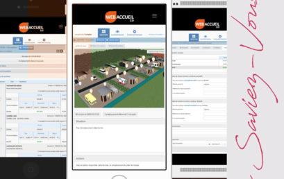 Pourquoi confier la télégestion de votre aire d'accueil des gens du voyage à WA Concept via ses solutions WebAccueil ?