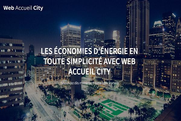 WA Concept City Télégestion, prépaiement et sécurité des communes économie d'énergie